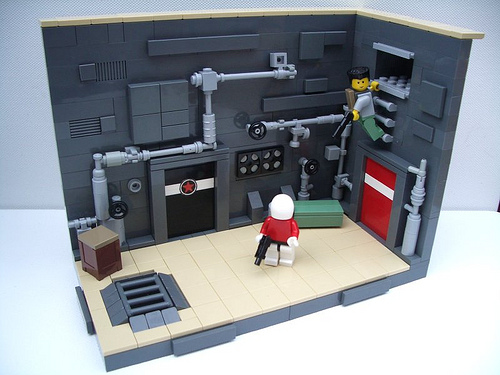 Shadow Complex in Lego by 2 Much Caffeine.