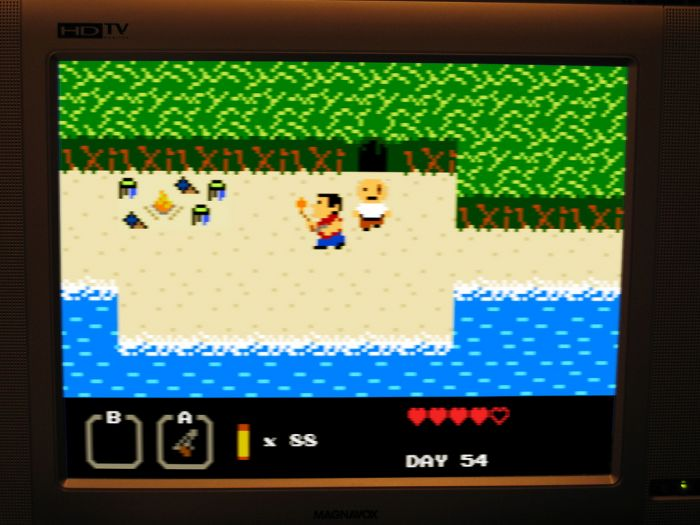 LOST: The NES Game