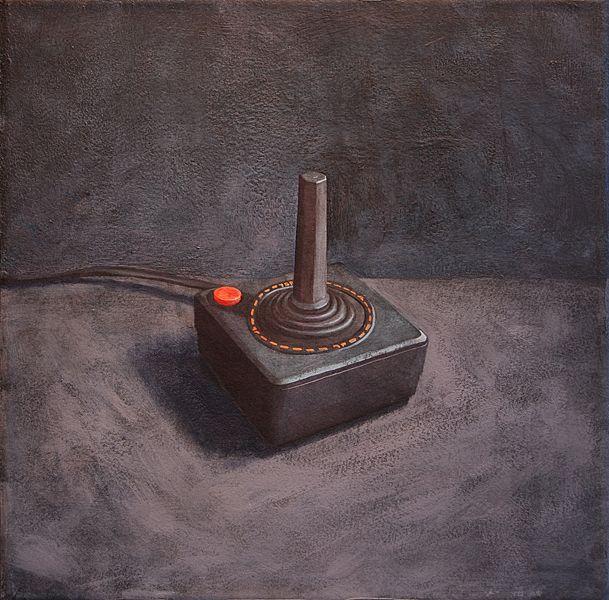 American Icon - The Atari Joystick (by Jason Brockert)