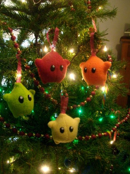 Luma Christmas Ornaments