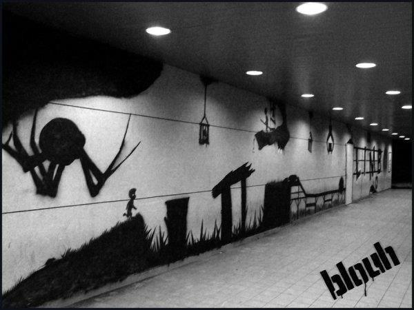 Limbo Street Art