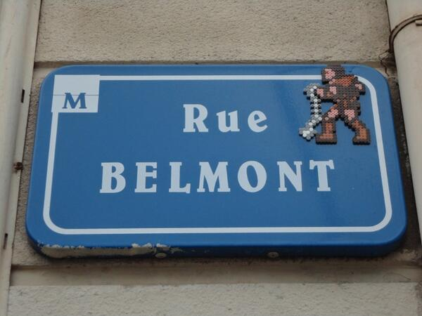 Meanwhile in Rue Belmont ...