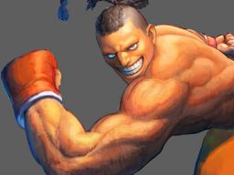 Dee Jay looks awesome in SSFIV