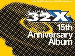 Sega celebrating the 32X 15th anniversary with an original soundtrack