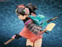 Muramasa Returns With Colourful, Yet Tasteful Figure - Muramasa - Kotaku