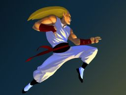 Awesome Andy Bogard by Pixoshiru
