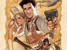 UNCHARTED by Adam Hugues