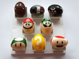 Super Mario Bros Eggs
