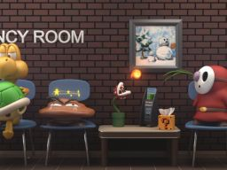 Mushroom Kingdom Emergency Room by ~JoshMaule on deviantART