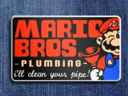 I'll clean your pipe! Created by Marcus Hermansson