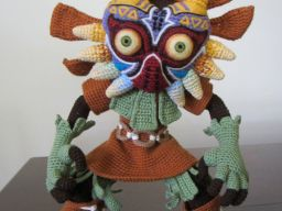 Majoras Mask Amigurumi