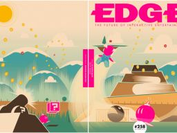 Edge 20th anniversary covers, part one: 1993-1997