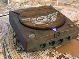 Custom Dreamcast: Sky of Arcadia