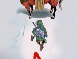 Akira inspired Zelda