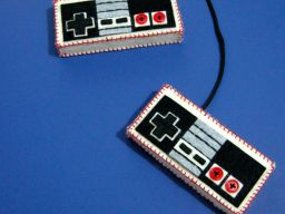 Octopus vs. Squid: NES Controllers by hine