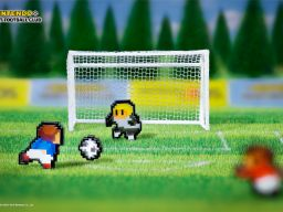 Lovely Marketing Assets for Nintendo Pocket Football Club